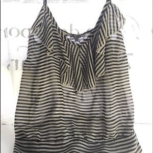 Charlotte Russe dressy and/or casual sheer top.